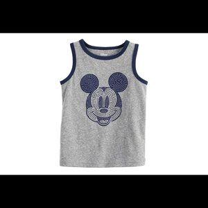 Disney Mickey Mouse boys tank size 2T